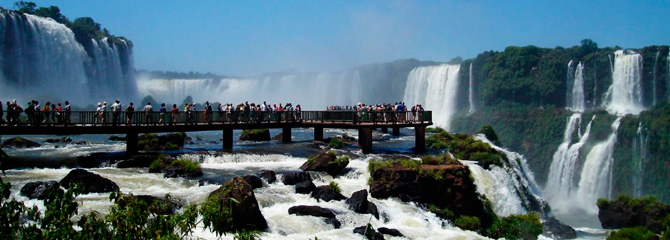 Brazil & Peru Short Escape Highlights Tour